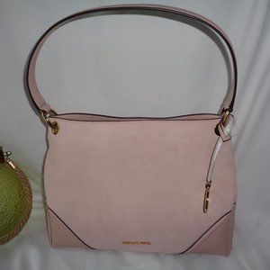 Michael Kors Nicole Medium Shoulder Bag Blossom